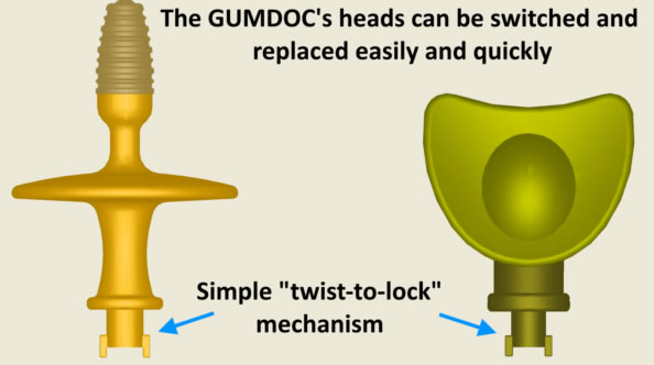 Gumdoc device